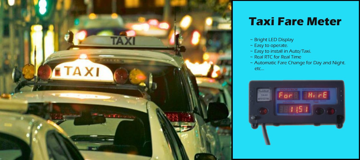 Taxi Fare Meters